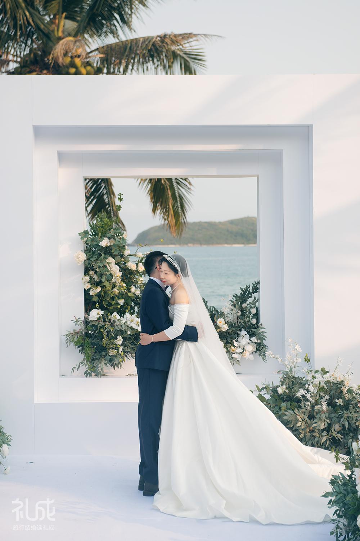 为什么选择旅行结婚?